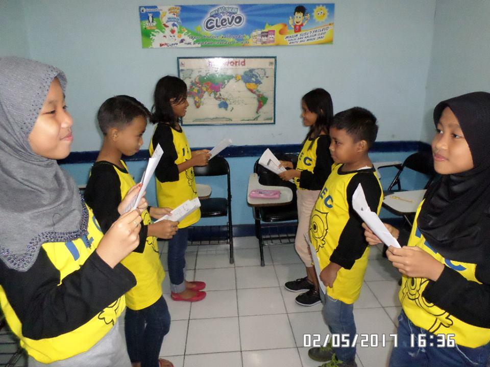 Speaking line practice